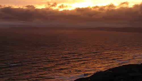 Cornish Dusk - Test shot