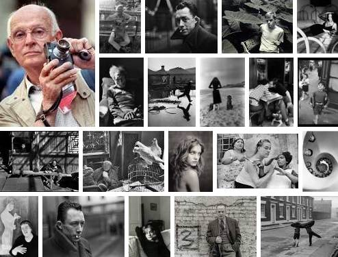 Henri Cartier-Bresson and his work.