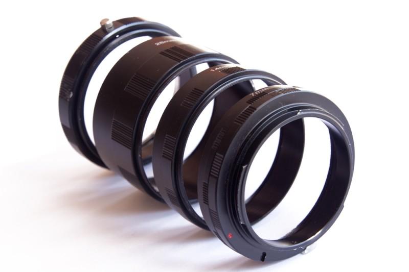 • Extension tube set •