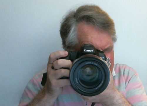 You and your camera go beyond your hobby