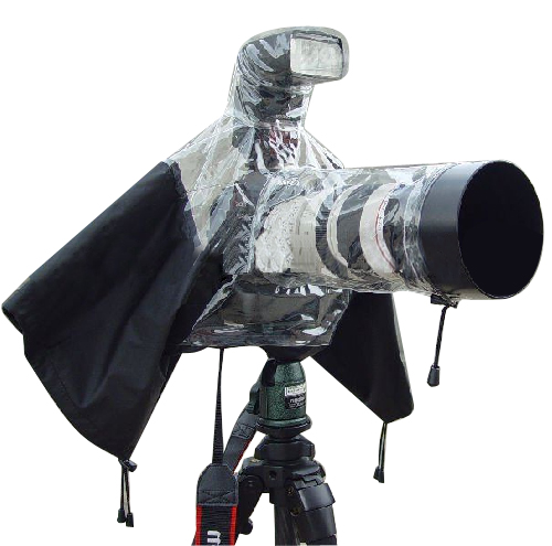 Protect your beloved camera from bad weather - use a camera case.