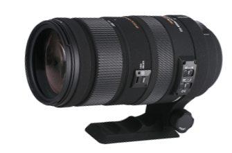 Sigma 120-400mm Lens