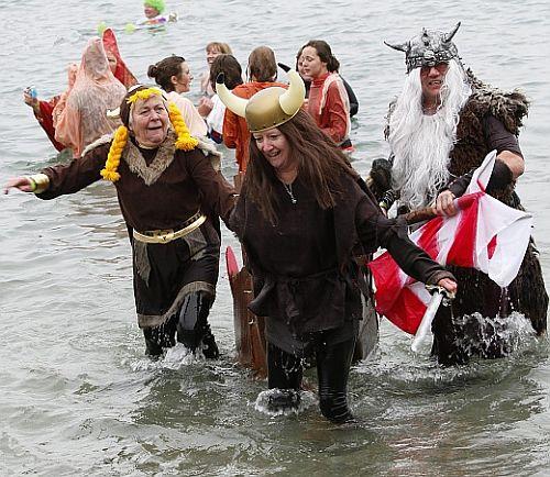 The vikings invade again