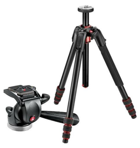 Image of tripod with head removed.