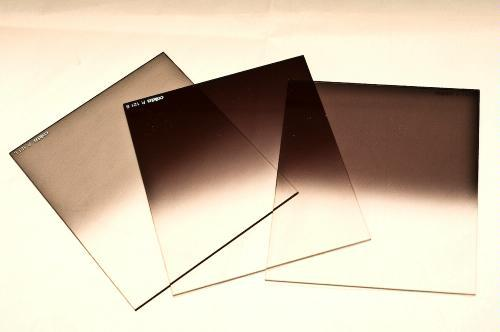 • Cokin neutral density filters (graduated) •