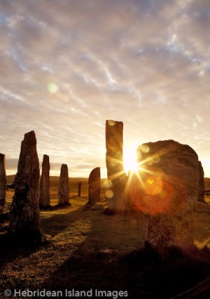 Callanish, Early Dawn - great island images