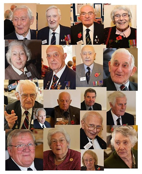 Armistice Day - Veterans Lunch